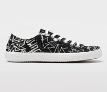 Sneakers Tabi Schwarz