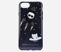 KARL SPACE ROCKET iPHONE 8 CASE