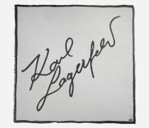Signature Lurex Scarf