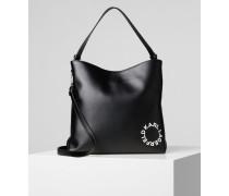 K/Dots Hobo Bag mittelgroß