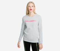 Neon Lights Logo-Sweatshirt