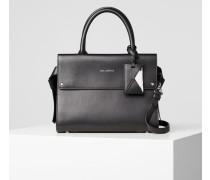 K/Ikon Mini Handtasche mit Tragegriff