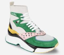 Hohe Aventur Sneakers aus Materialmix