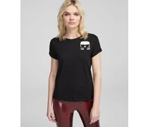 K/Ikonik T-Shirt mit Tasche
