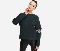 Sweatshirt mit Cut-out am Ärmel