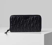 K/Studio Brieftasche mit Reißverschluss