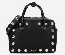 K/Snaps Bowling Bag aus Leder