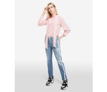 K/Dots Skinny-Jeans