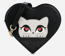 K/Love Crossbody Bag in Herzform