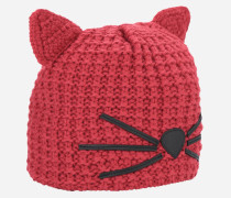 Mütze im Choupette-Design