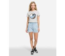 K/Karlifornia T-Shirt mit Print