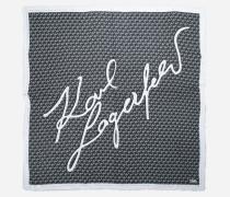 K/Signature Schal mit Paillettenverzierung