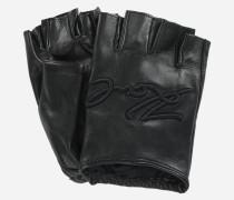 K/Signature Fingerlose Handschuhe