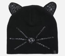 Glitter-Mütze Choupette