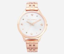 Armband Karo Pink