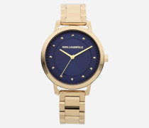 Armbanduhr Vanessa in Gold