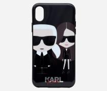 KARL X KAIA iPHONE X CASE