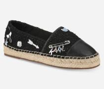 Slip-on-Schuhe KUPSOLE Souvenir mit Ansteckern