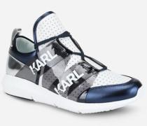 Vitesse Legere Sneakers mit Riemendetails