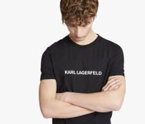 Leger geschnittenes Unisex-T-Shirt
