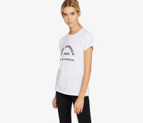 Karl Lagerfeld Address T-Shirt