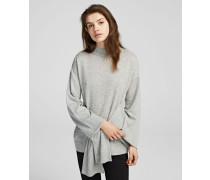 Pullover aus Merino-Wolle und Kaschmir