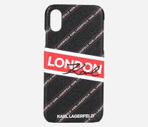 K/City Handyhülle für iPhone X