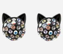 Ohrstecker Cry Choupette Rainbow
