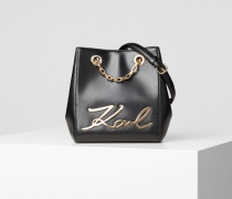 K/Signature Bucket Bag