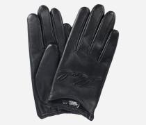 K/Signature Lederhandschuhe