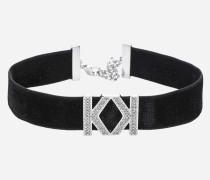 Karl x Kaia Halsband mit doppeltem K