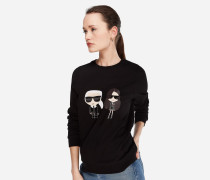 Karl x Kaia Ikonik Sweatshirt