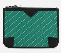 K/Stripe Logo Pochette, klein