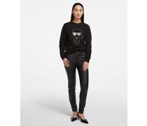 Online-Exclusive Beschichtete Jeans