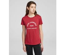 Karl Lagerfeld Address T-Shirt
