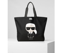 K/Ikonik Tote Bag aus Canvas
