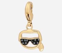 Choupette-Anhänger mit Sonnenbrille