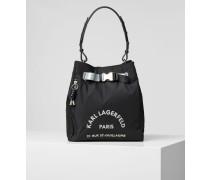 Rue St-Guillaume Mittelgroße Hobo Bag