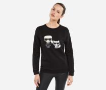 Karl & Choupette Ikonik Sweatshirt
