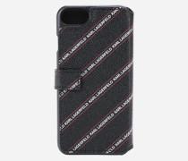 LOGO FOLIO iPHONE 8 CASE