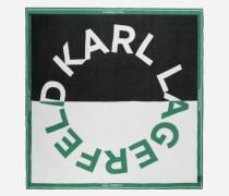 K/Sporty Halstuch mit Logo-Design
