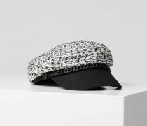 Baker Boy Mütze aus Tweed