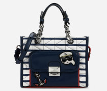 Kaptain Karl Strip Mini-Tote Bag