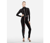 Karl x Kaia Jersey-Catsuit