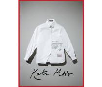 Eine Hommage an Karl, von Kate Moss