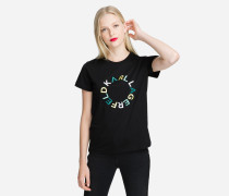 T-Shirt mit Kreislogo