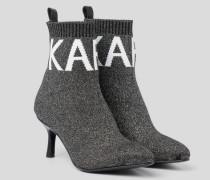 Pandora Ankle Boots mit elastischem Schaft