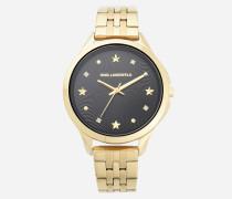 Armband Karo Gold