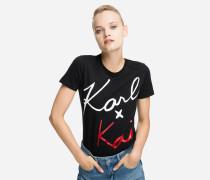 Karl x Kaia Signature T-Shirt