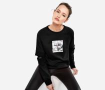 K/Tokyo Sweatshirt mit Cut-outs